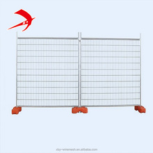galvanized Australia temporary welded removable fencing temporary yard fence