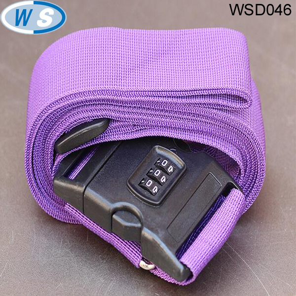 Smart Travel Luggage Strap Suitcase Belt Travel Accessories