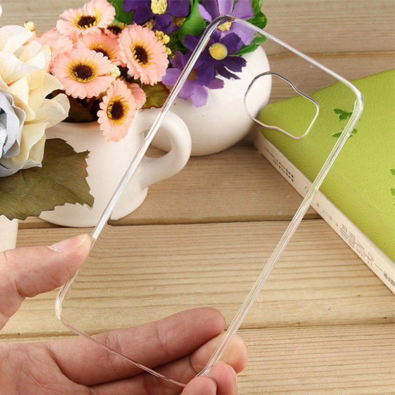 Gel Transparent Cell Phone Cover For Samsung Monte S5620