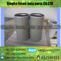 Hot Sale suitable for Komatsu OEM 4325820 4206705 4287061 F25701500 Tractor Excavator Hydraulic Oil Filter