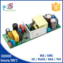 china supplier CE RoHS 36w plastic case constant current 550ma 700ma 900ma ul approved led driver