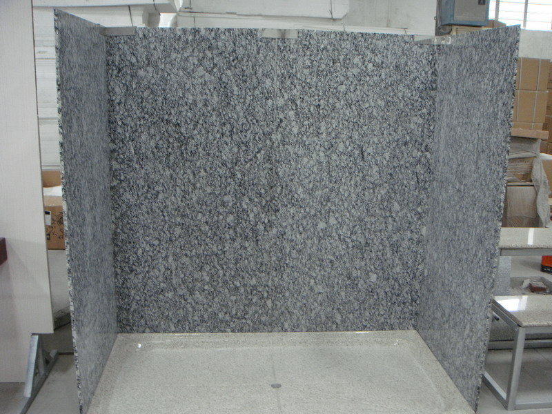Artificial Marble Stone Bathtub Wall Surround Panels