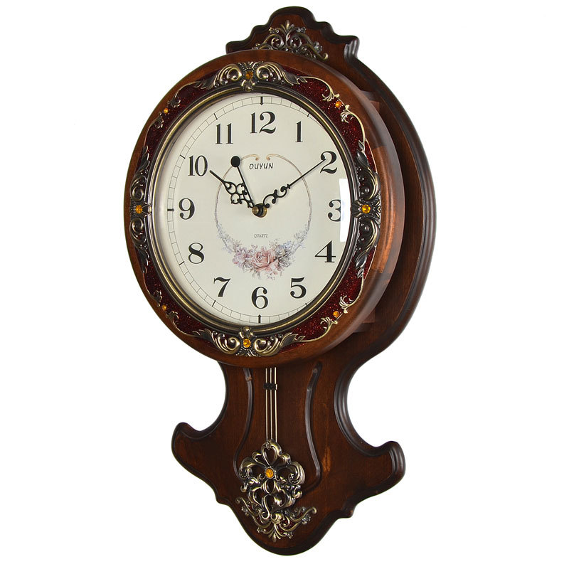 Wooden Wall Clocks London Style Clock Made In China Buy