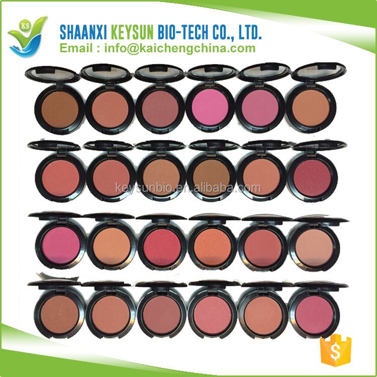 New Arrival 24 Color Make Up Cheek Blush Blusher Powder Palette