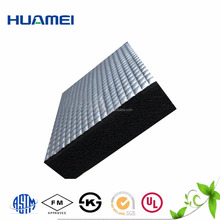 Building Material Closed Cell Rubber Foam/Aluminum Foil Foam Insulation
