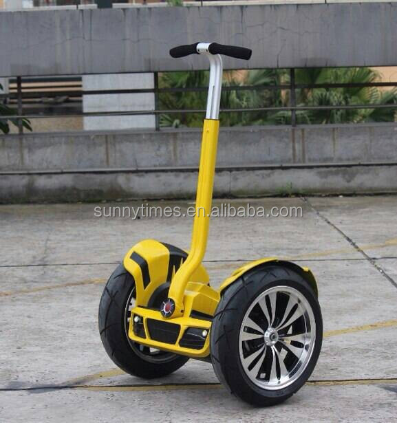 New design self balancing two sheels scooter personal transportation vehicle