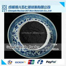 hot sale cupric / copper oxide powder with high purity