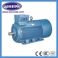 High efficiency cast iron Y2 series 20hp 4 pole ac 3 phase asynchronous electric motor