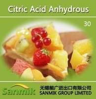 citric acid anhydrous/citric acid monohydrate food grade/phama grade price competitive