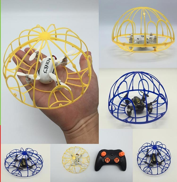 SJY-Z2 2017 2.4G 6-Axis Gyro quadcopter camera professional drone with circle frame mini drone
