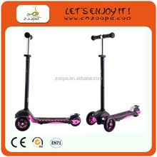 Children Foot Power Scooter 3 Wheel kickbike
