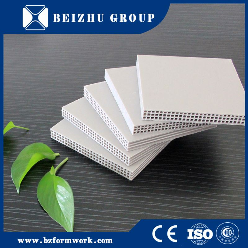 Durable Formwork Foundation cherry melamine plywood shuttering building construction materials