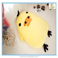1.9Mx1.6M Tatami Plush stuffed chicken sleeping bed toy bed leisure floor mattress pad