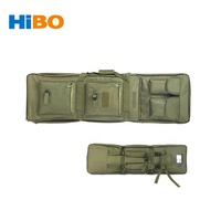 HIBO outdoor Tactical Soft Padded Nylon Rifle Bag Gun Case