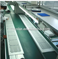 MIZI SOLAR PANEL RODUCTION LINE production line is according to the 1MW 5MW 10MW