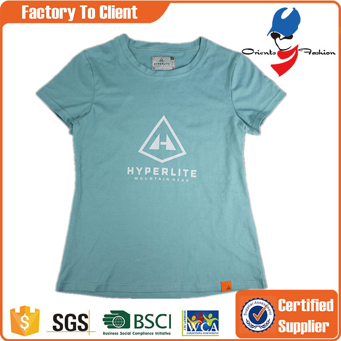 cheap custom printed t-shirt wholesale china