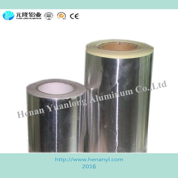 provide aluminum foil for making foil container chocolate aluminum foil packaging bags