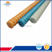 High torsion all thread concrete rod