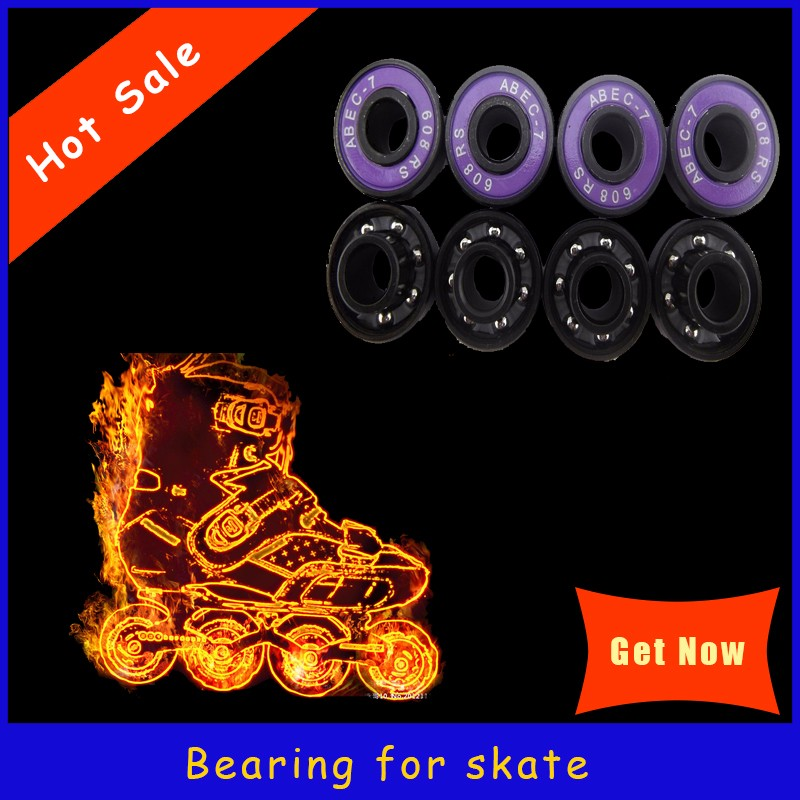 hot sale roller skate ceramic bearings 608dsd07 bearing