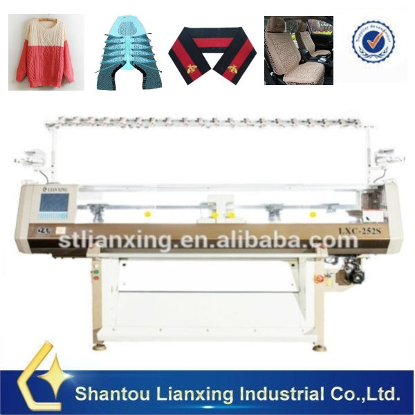 single system automatic knitting machines for home use