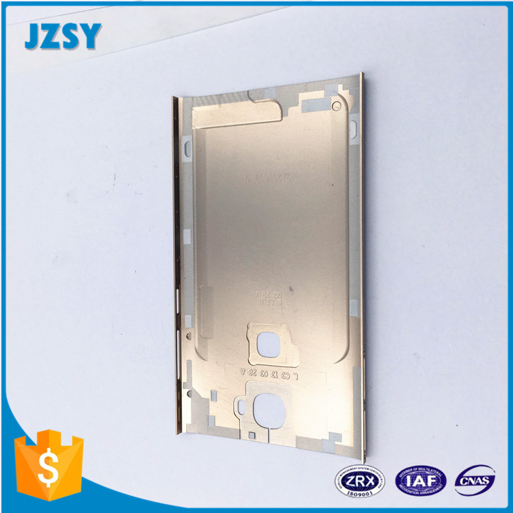 High Precision Stamped Metal Phone Frame Parts