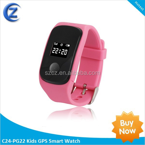 PG22 Smart Watch Phone GPS tracking SOS Emergency Help Watch with 2G GSM Network for children and elder