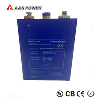 rechargeable prismatic lithium ion 3.2V 100Ah LiFePO4 batterie