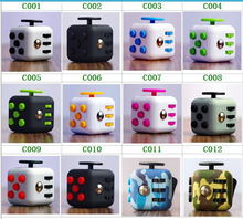 Cheapest Magic Fidget Puzzle Cube Anti-anxiety Adults Stress Relief Kid adult Toy