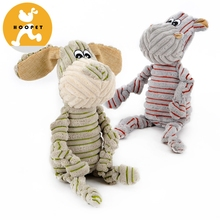 Plush Donkey Squeeze Pet Toys For Pet Dog Factory China