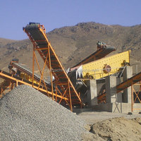 mini small quarry stone crusher plant with layout and designing