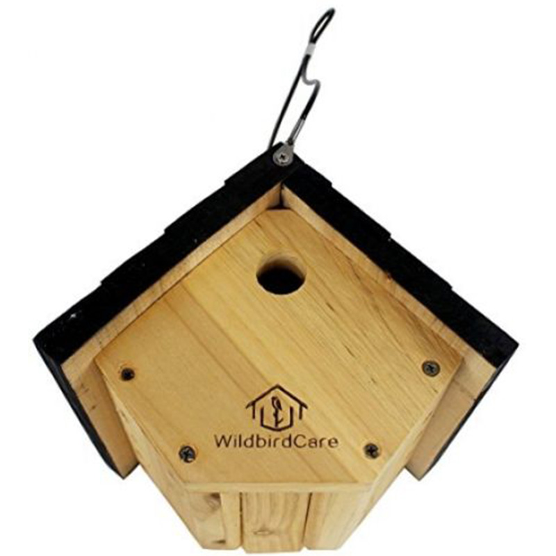 Parrot Breeding Birdhouse Welded Made In China Wooden Bird Cages