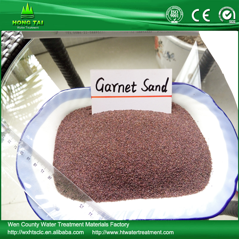 Hot Sale Garnet Sand for Blasting/Water Jet Cutting