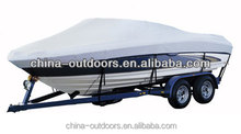 600D polyester Boat Cover trailerable boat cover canopy
