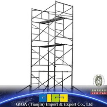 GIGA used construction kwikstage pipe scaffolding
