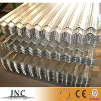 corrugated galvanized steel tile with waves/corrugated steel tile for roof /galvanized steel sheet for building