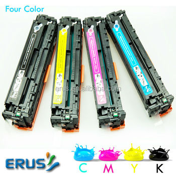 For HP Color Laserjet 1215 1515 1518 312 Canon 316 8050 8030 416 Toner Cartridge CB540A CB541A CB542A CB543A