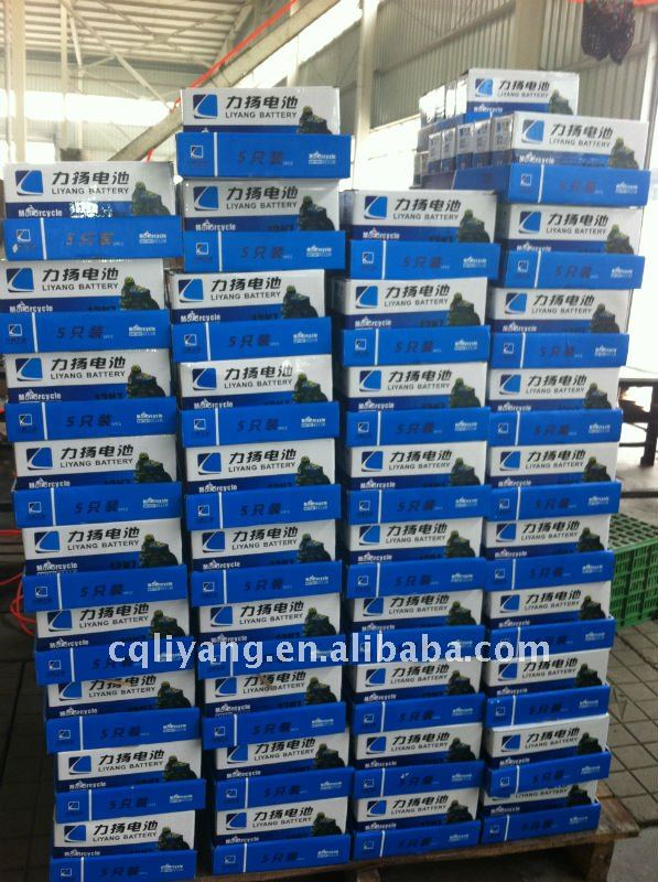 DENEL China Wholesale cheap price 12v YTX5L-BS two wheel battery for motorcycle