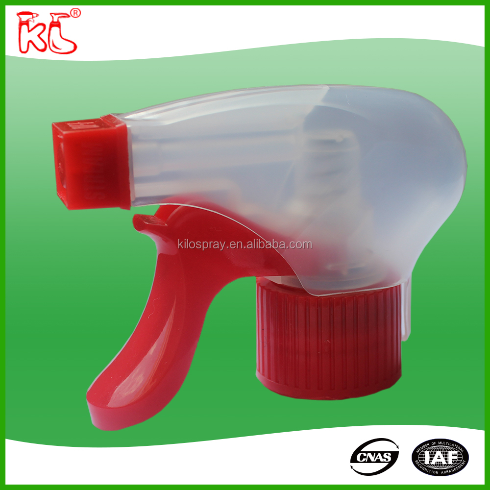28mm PP Home Hand gardon pressure mist water trigger sprayer micro pump spray bottle