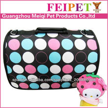 2014 foldable pet bag,beautiful dog carrier