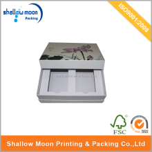 hot sale handmade tradition image printing paper packing Box (QY150800)
