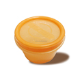 BPA free box lunch case plastic fruit container