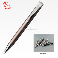 Elegant Metal Ball Pen with Personalized Design