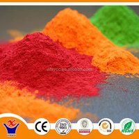 metallic plastic colorful powder coating