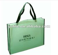 Reusable Printing Non-woven bags, Recycled Printing Non-woven Shopping bags Reusable Non-woven bags with 2 Colors Silk Printing,