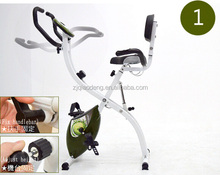 2017 trending products upright Stationary Exercise Bike Indoor Cycle White
