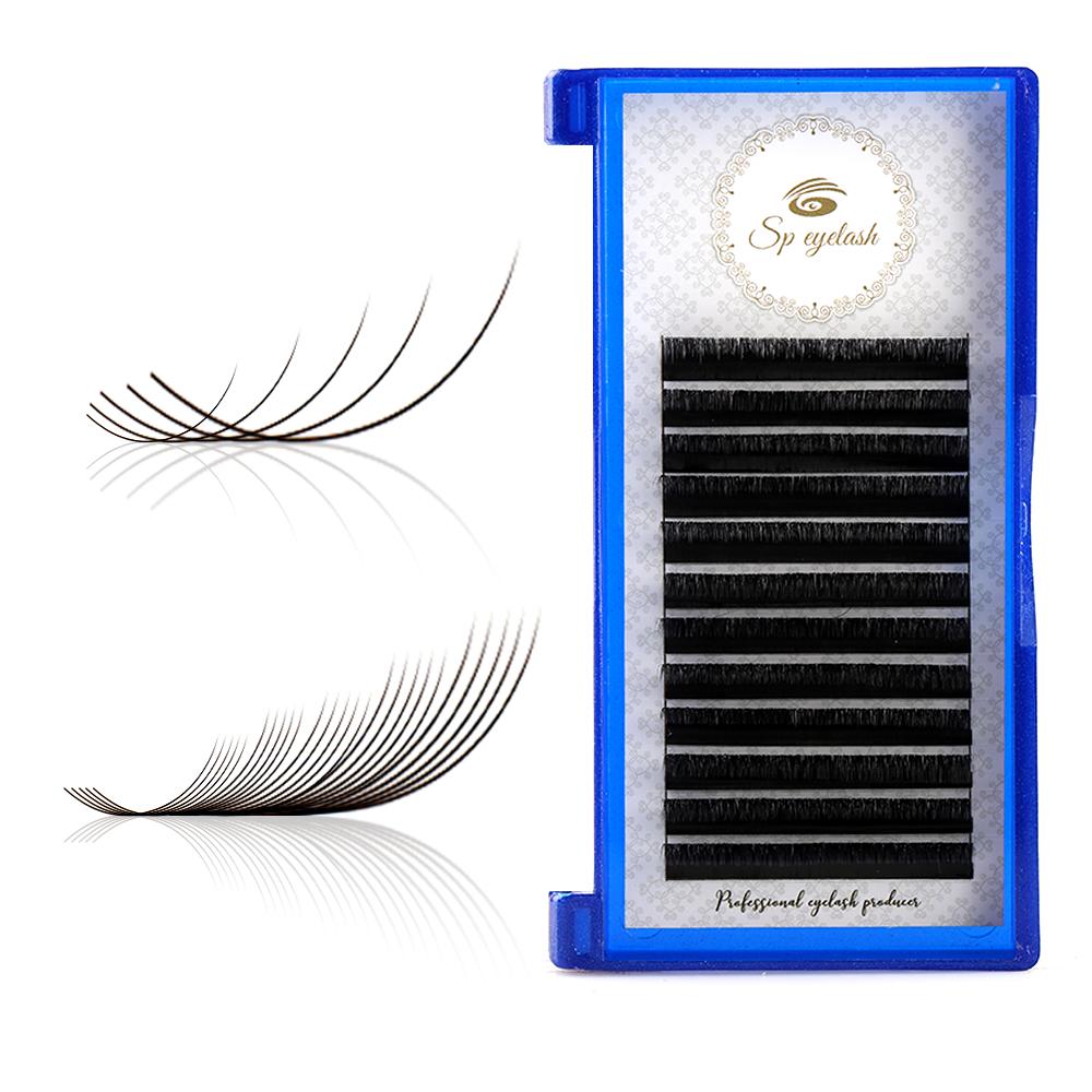 Amazon Usa Grafted Eyelashes Set Blooming Flat Lashes Extention