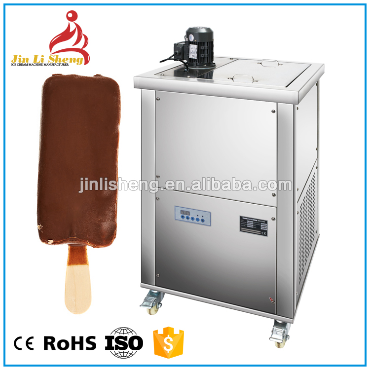 Wholesale Commercial Ice Cream Popsicle Equipment With Popsicle Mold