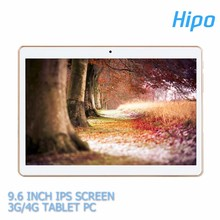9.6Inch Original 3g Mobile Phone Mtk6580 Quad Core Smart Tablet In Bulk