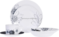 Hotel restaurant crockery dishware dinnerware sets