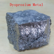small size 99.5% Dysprosium Metal